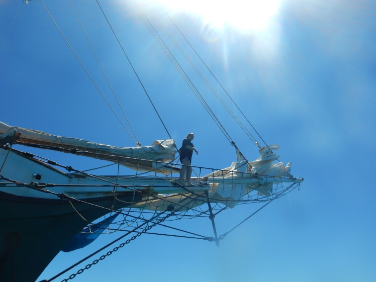 Me on the Bow